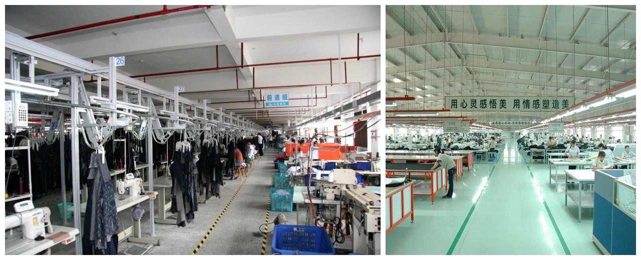 歌诗顿服装定制工厂